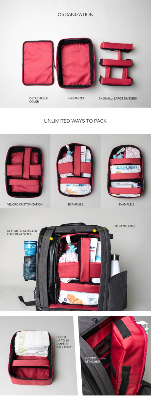 Unlimited Ways to Pack